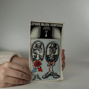 náhled knihy - Zápisník majora Thompsona