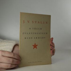 náhled knihy - O třech zvláštnostech Rudé armády