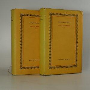 náhled knihy - Emancipantky. 1. - 4. díl. (2 svazky, komplet)