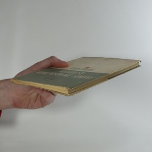 antikvární kniha Manifest komunistické strany, 1949