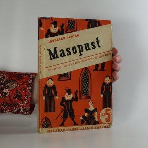 náhled knihy - Masopust