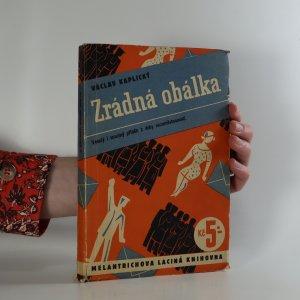 náhled knihy - Zrádná obálka