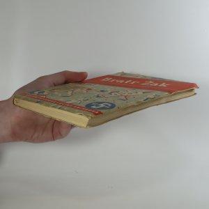 antikvární kniha Bratr Žak, 1938