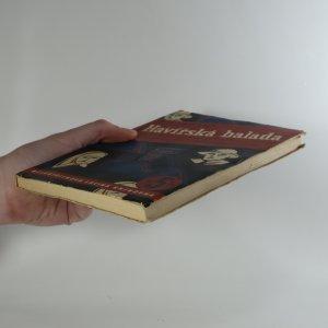 antikvární kniha Havířská balada, 1938