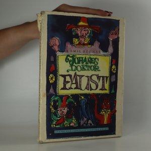 náhled knihy - Johanes Doktor Faust