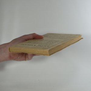 antikvární kniha Poslední karta, 1938