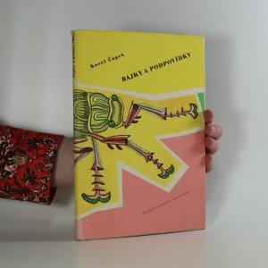 náhled knihy - Bajky a podpovídky