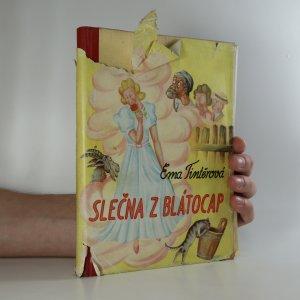 náhled knihy - Slečna z Blátocap