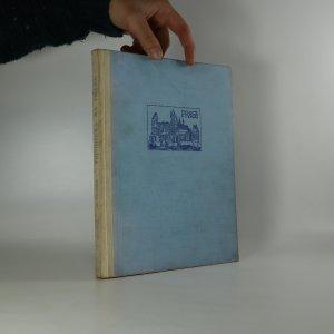 náhled knihy - Vzpomínka na Prahu