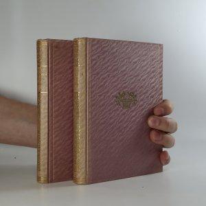 náhled knihy - Valdštýnova první láska I. a II. díl (2 svazky, komplet)