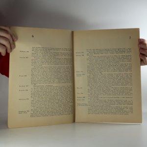 antikvární kniha Padesát let župy hasičské Říčanské-Kamlerovy číslo 37 (rozpadlá vazba), neuveden