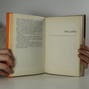 antikvární kniha Tabáková cesta. Boží políčko. Trápení v červenci (3 knihy v jednom svazku), 1966