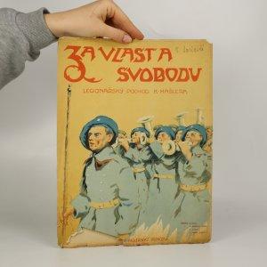 náhled knihy - Za vlasť a svobodu