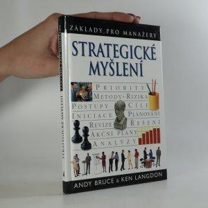 náhled knihy - Strategické myšlení