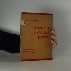 náhled knihy - O vzniku a vývoji života