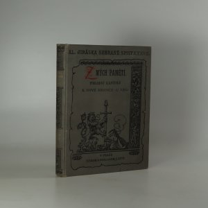 náhled knihy - Sebrané spisy Aloise Jiráska. Z mých pamětí. Sv. 37