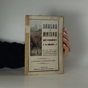 náhled knihy - Skalka u Mníšku. Její památky a dějiny
