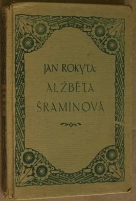náhled knihy - Šramínová, Alžběta