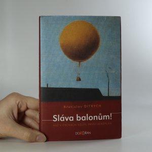 náhled knihy - Sláva balonům!