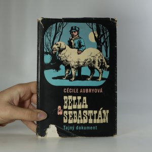 náhled knihy - Bella a Sebastián. Tajný dokument.