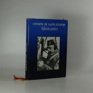 náhled knihy - Válečné zápisy