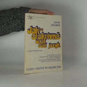 náhled knihy - Jak se efektivně učit cizí jazyk