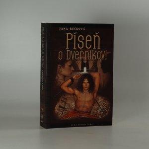 náhled knihy - Píseň o Dveřníkovi