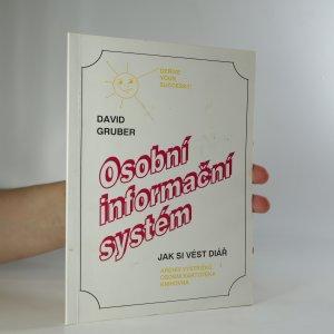 náhled knihy - Osobní informační systém. Jak si vést diář