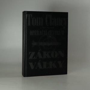 náhled knihy - Zákon války