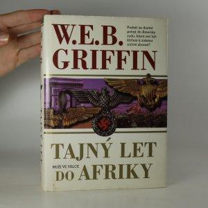 náhled knihy - Tajný let do Afriky
