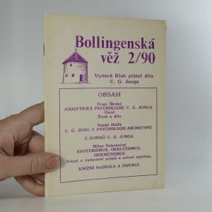 náhled knihy - Bollingenská věž 2/90