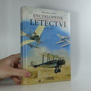náhled knihy - Encyklopedie letectví (1848-1939)