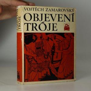 náhled knihy - Objevení Tróje