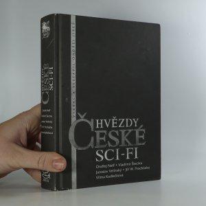 náhled knihy - Hvězdy české sci-fi