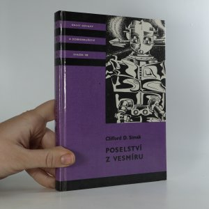 náhled knihy - Poselství z vesmíru