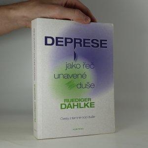 náhled knihy - Deprese jako řeč unavené duše