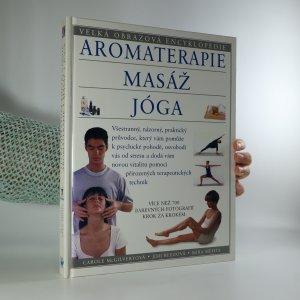 náhled knihy - Aromaterapie, masáž, jóga. Velká obrazová encyklopedie