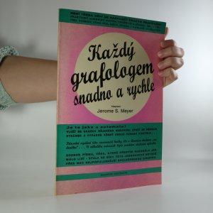 náhled knihy - Grafologem snadno a rychle