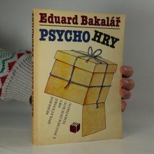 náhled knihy - Psychohry