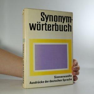 náhled knihy - Synonym-Wörterbuch. Sinnverwandte Ausdrücke der deutschen Sprache