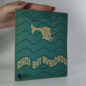 náhled knihy - Chci být rybičkou. Foxtrot