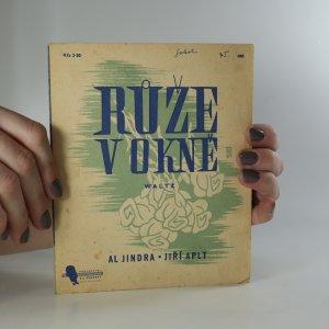 náhled knihy - Růže v okně. Waltz