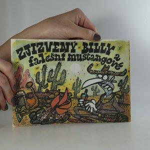 náhled knihy - Zjizvený Billy a falešní mustangové (nemá tiráž)