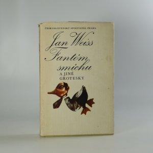 náhled knihy - Fantóm smíchu a jiné grotesky