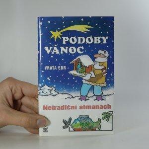 náhled knihy - Podoby Vánoc. Netradiční almanach.