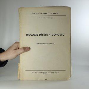 náhled knihy - Biologie dítěte a dorostu