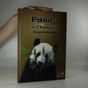 náhled knihy - Pandy z Chengdu (věnování autora)