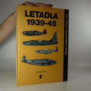 náhled knihy - Letadla 1939-45. Stíhací a bombardovací letadla USA