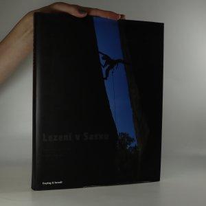 náhled knihy - Lezení v Sasku