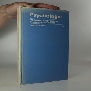 náhled knihy - Psychologie pro gymnázia a třídy gymnázia s pedagogickým zaměřením
